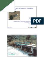 Amenaza Por Inundaciones