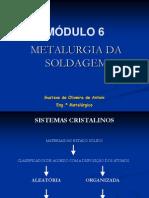 Curso Inspetor de Solda - Módulo 6 Metalurgia da Soldagem_ATUAL