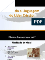 Educando a Linguaguem do Líder Cristão