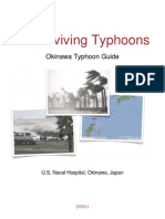 Surviving Typhoons-Okinawa Typhoon Guide