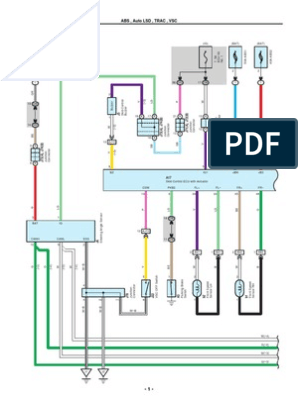2007-2010 Toyota Tundra Electrical Wiring Diagrams   Anti ... on