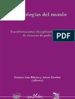 Antropologías del mundopdf