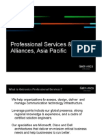100226 Leading Professional Services at Getronics Solutions