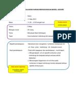 Rancangan Pengajaran Harian Menggunakan Model Assure