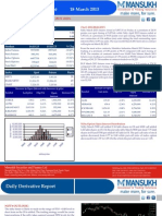 Let's Go For Derivative 18 March 2013  By Mansukh Investment and Trading Solution