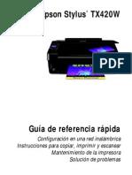 Impresora Epson Nx230