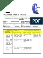 Analysis dan Perancangan System-Milestone 2