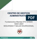 presentacion ohsas18001x publicar