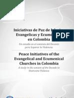 Libro Iniciativas de Paz