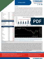 Weekly Market Outlook 18.03.13