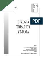 Cirugía toracica y de mama