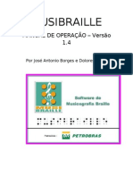 Musibraille Manual