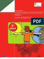 3° BÁSICO - GUÍA DIDÁCTICA - HISTORIA