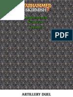 WFB 6 - Skirmish - Web Scenarios