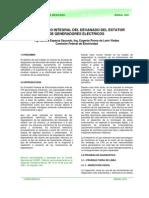 DIAGNÓSTICO INTEGRAL DEL DEVANADO DEL ESTATOR