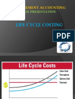 Life Cycle Costing