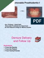 Denture Delivery-Ippt 16-p