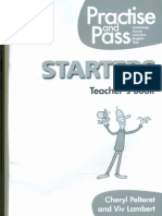 Practise and Pass Teacher STARTERS