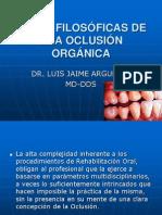 52081610 Bases Filosoficas de Una Oclusion Organica