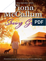 Saving Grace By Fiona McCallum - Chapter Sampler