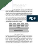 Teknologi Informasi Pada Kerangka Value Chain Michael Porter