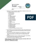 Cuestionario 1 Lab Concreto II