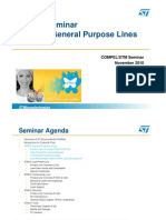 3 - STM32F General Purpose Lines