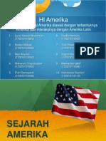 HI di Amerika Presentasi
