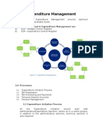 Expenditure Management (15mar2013)