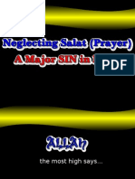 Neglecting Salah- A Major Sin in Islam