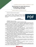 Law Regional Development 17-12-2009 Ro