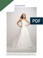 Review acheter robes de mariée