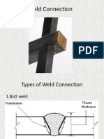 Weld Connection
