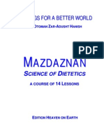 Science of Dietetics