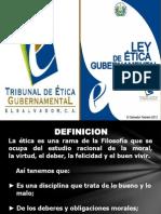 LEY DE ÉTICA GUBERNAMENTAL UTEC (1)