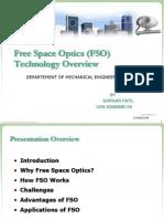 free space optics ppt