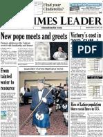 Times Leader 03-18-2013