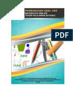 Pembahasan Soal UN Matematika SMA 2012 Program IPS