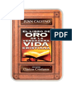 433 Juan Calvino El Libro de Oro