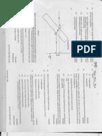c Sec January Physics 2001 Paper 3