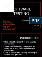Software Testing - R.S. Pressman & Associates, Inc.
