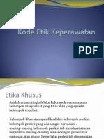 Etika Etik Profesi