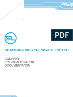 Shayburg Corporate Profile