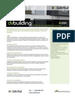 DVBuilding Promoción, el software para promotoras
