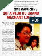 Feminisme mauricien