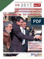 Boletín Nº 3 - Acercándonos a... Saldaña - Palencia