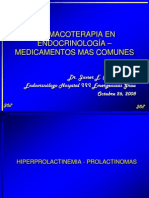 Farmacoterapia en Endocrino
