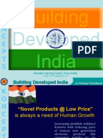 Building Developed India