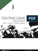 Game Genre Fighting Game
