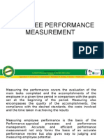 Employee Performance Measurment (1)